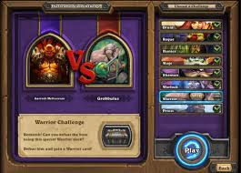 Hunter Deck Hearthstone June 2017 by Curse Of Naxxramas Class Challenges Hearthstone Heroes Of