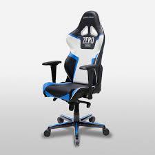 oh rv118 nbw zero racing series gaming chairs dxracer