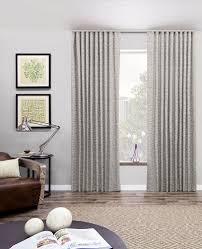 100 Birdview Custom Ripple Fold Curtains Drapes Material Color Dune Contemporary Drapery Dering Hall