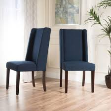 Rory Upholstered Dining Chair - Set Of 2 Navy Blue | Products In ... Navy Ding Room Chairs Beautiful Blue Upholstered Popular Turquoise Pascal Chair Set Of 2 Gingko Home Abbyson Sierra Tufted Velvet Wingback Adriani Of Wooden Leather Fabric John Lewis Ivory Homepop Classic Parsons Geo Brights Homepop K6805f2088 The Sofia Traditional With Natural Finish Partners Audley Covers Ghost