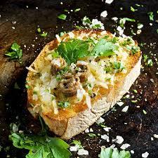 canapes aperitif recette canapés d anchois à l ail