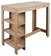 bartheke lia artisandekor 138 x 110 x 67 cm bartisch stehtisch tisch bar küche esszimmer