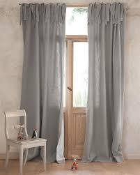 vorhang doubleface grau weiß bei vossberg de vorhänge