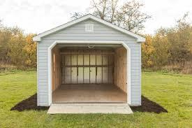 12x24 portable garage vinyl siding byler barns