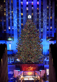 Rockefeller Plaza Christmas Tree Lighting 2017 by Rockefeller Center Christmas Tree Takes On New Life With Habitat