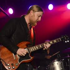 Derek Trucks With Jim Monaghan On