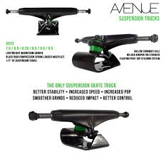 100 Skateboard Truck Sizes NEW Avenue Suspension S UK Stock 80 Amazonco