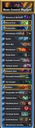 Malygos Deck August 2017 by Dreamhack Denver 2017 Hearthstone Grand Prix Decks Results And