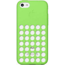 Apple iPhone 5C Case MF037ZM A Green
