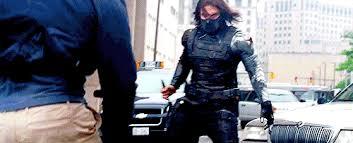 Bucky Barnes Winter Soldier Gif 6
