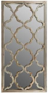 casa padrino designer spiegel wandspiegel antik braun 61 x h 122 cm designermöbel