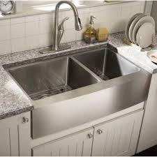 Overstock Stainless Kitchen Sinks by Best 25 Undermount Stainless Steel Sink Ideas On Pinterest