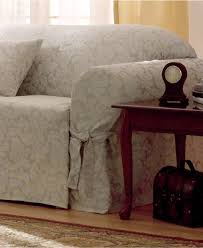 Sure Fit Sofa Covers Walmart by Living Room Sofa Slipcover Sure Fit Slipcovers Bath Beyond