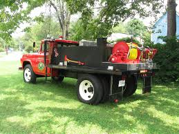 100 Old Fire Trucks 1957 Ford Truck Traded For New Roof Classic Classics