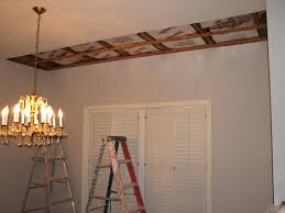 Homax Ceiling Texture Knockdown by How To Spray Homax Orange Peel Texture In A Can