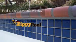 pool tile repair zippypool nationwide pool plastering experts