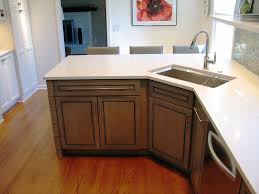 Best Kitchen Sink Material 2015 by Undermount Butterfly Corner Sink U2014 Emerson Design Best Corner