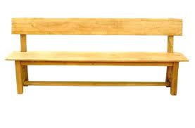 banc de cuisine en bois de cuisine en bois avec dossier 14 fabriquer un exterieur mzaol