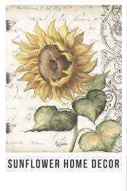 Sunflower Bath Gift Set by Best 20 Sunflower Home Decor Ideas On Pinterest Spring