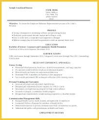 Profile Resume Sample Personal Trainer Template Fitness For A Table Freelance Format T