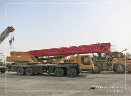 SANY Truck Mounted Crane QY50C -2010 - Available In Stock! For ...