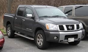 Nissan Titan - Wikipedia 2019 Ram 1500 Laramie Crew Cab 4x4 Review One Fancy Capable Beast Cab Pickups Dont Have To Be Expensive Rare Custom Built 1950 Chevrolet Double Pickup Truck Youtube 2018 Jeep Wrangler Confirmed Spawn 2017 Nissan Titan Pickup Truck Review Price Horsepower New Frontier Sv Midnight Edition In 1995 Gmc Sierra 3500 Item Bf9990 S 196571 Dodge Crew Trucks Pinterest Preowned Springfield For Sale Hillsboro Or 8n0049 2016 Toyota Tundra 2wd Sr5 2010 Tacoma Double Stock Photo 48510