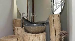 modernes badezimmer gestalten mit holz basteln mit