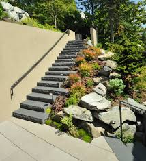 Outdoor-stair-railing-Landscape-Contemporary-with-garden-lighting ... 24m Decking Handrail Nationwide Delivery 25 Best Powder Coated Metal Fencing Images On Pinterest Wrought Iron Handrails How High Is A Bar Top The Best Bars With View Time Out Sky Awesome Cantilevered Deck And Nautical Railing House Home Interior Stair Railing Or Other Kitchen Modern Garden Ideas Deck Design To Get The Railings Archives Page 6 Of 7 East Coast Fence Exterior Products I Love Balcony Viva Selfwatering Planter Attractive Home Which Designs By Fencesus Also Face Mount Balcony Alinum Railings 4 Cityscape