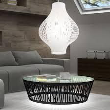 rgb led pendel leuchte farbwechsel lichtspiel wohnzimmer beleuchtung hänge le