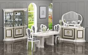 esszimmer versal beige klassisch barock mit stuhl tisch yatego