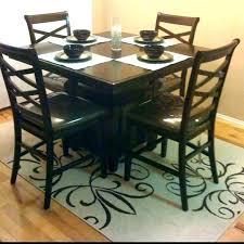 Kitchen Table Walmart Dining Room Pads Sets In Tables