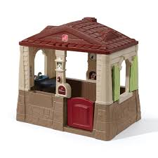 100 Step 2 Fire Truck Neat Tidy Cottage II Kids Playhouse