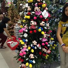 Gusto Ko Itong Mickey Minnie Mouse Christmas Tree