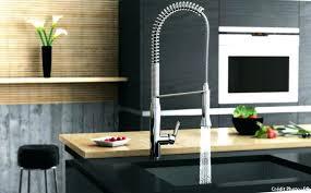 robinet cuisine inox evier inox brossec robinet cuisine inox mitigeur de cuisine de la