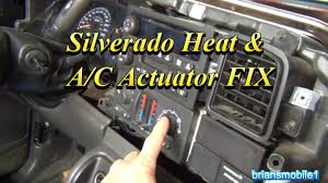 Silverado Heater And AC Actuator FIX - YouTube Air Cditioning Wilmington Nc Repair Ford How To Fix Clutch Gap Youtube It Cool Heating 2214 Lithia Pinecrest Rd And Heating Repair Service Replacement In One Hour Closed Maryland Grove Cooling Blog Cditioner Houston Refrigeration Before You Call A Ac Man Comfoexpertsacrepair Comfort Experts Tomball Sacramento Fox Family