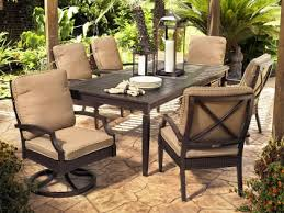 Broyhill Outdoor Patio Furniture by Broyhill Outdoor Radiance 7 Piece Dining Set Outdoor Dining Sets