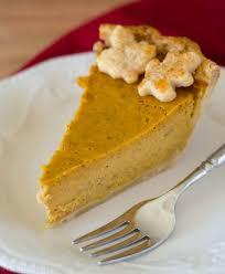 Keeping Pumpkin Pie Crust Getting Soggy by Classic Pumpkin Pie