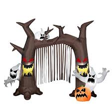 Halloween Inflatable Archway Tunnel by Halloween Outdoor Inflatables Page Four Halloween Wikii