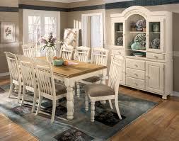 Shabby Chic Dining Room Hutch by Salas De Jantar Estilo Cottage Shabby Chic Acervo De