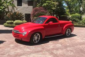 2003 Chevrolet SSR All-Steel Convertible Original Pickup Stock Truck ...