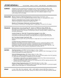 Internship Resume Examples Sampleat For Job Application Lovely College Students