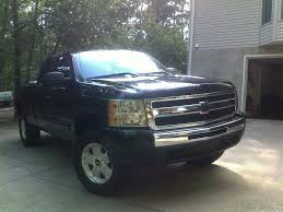 NNBS Leveling Kits And Tire Sizes Chevy Truck Forum GMC With 2007 ...