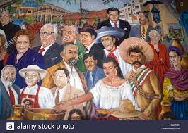 Famous Mexican Mural Artists by Mi Tierra Mural San Antonio Stock Photo Royalty Free Image