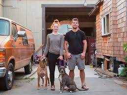 100 Shipping Containers San Francisco Couple Built Business Converting Shipping Containers