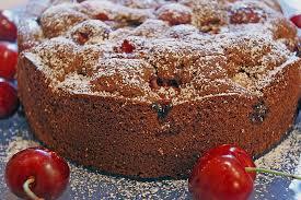 sauerkirsch schokoladen haferflocken kuchen nettetipps de