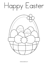 Trend Happy Easter Coloring Pages 12 For Your Free Colouring With