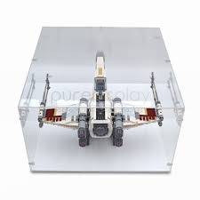 Lego X Wing Stand by Lego 10240 Red Five X Wing Starfighter Display Case
