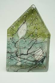 100 Cast Of Glass House Large Glass House Cast Este MacLeod Art Fused Glass Art
