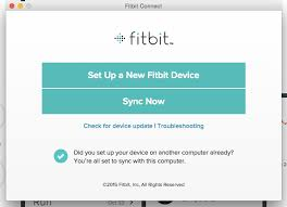 Solved Please put a big SYNC NOW button on the dashboard Fitbit