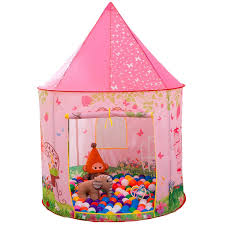 Amazoncom Anyshock Kids Large Tent Princess Castle Play Tent